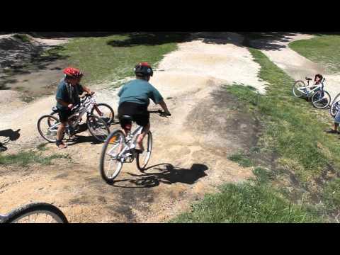 Bikes in Schools - Building a Pump Track