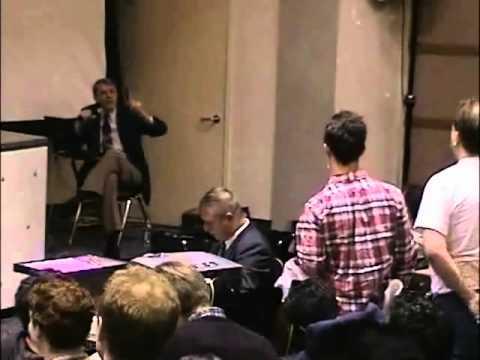 Evolutionism Loses Berkeley Debate - 160 Professors Defeat by Creation Scientist