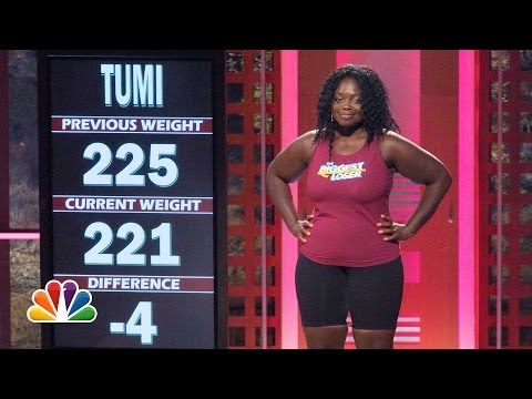 Where Are They Now: Tumi - The Biggest Loser Highlight