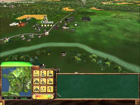 Railroad Tycoon 3 Tutorial Part 4:Final Parts and a Massive Company