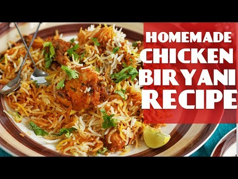 Chicken Biryani Recipe BY CHEF FOOD In Urdu/ Hindi