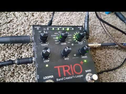 Digitech Trio+ Metal Sample 5