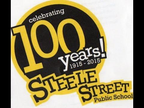 Steele Street Public Schools 100th Birthday