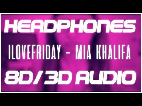 Xxx Mp4 ILOVEFRiDAY Mia Khalifa 8D AUDIO Amp 3D AUDIO TIK TOK ANTHEM HIT OR MISS 😍🎧 3gp Sex
