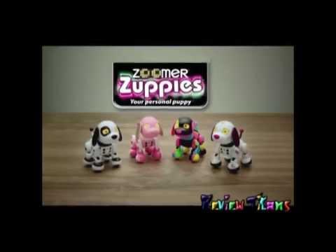 Teksta The Robotic Kitty Instructions Zoomer Interactive Puppy Pink
