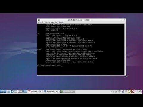 How to know MAC address of a laptop with ubuntu OS