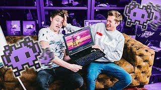 Wer gewinnt diesen krassen Gaming Laptop?