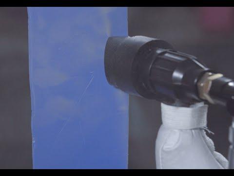 Blackridge Air Spot Sand Blast Gun // Supercheap Auto