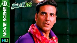 Akshay Kumar is left heart broken | Khiladi 786