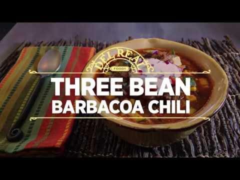 3 Bean Barbacoa Chili