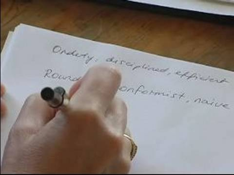 Learn the Basics of Handwriting Analysis : Understand the Letter Form in Handwriting Analysis