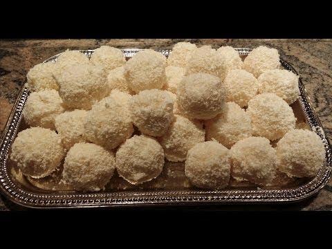 Quick and Easy Coconut Truffles | Coconut Burfi