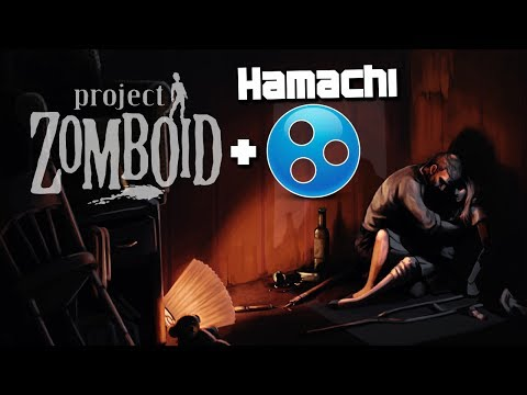 How to make a Project Zomboid Server with HAMACHI