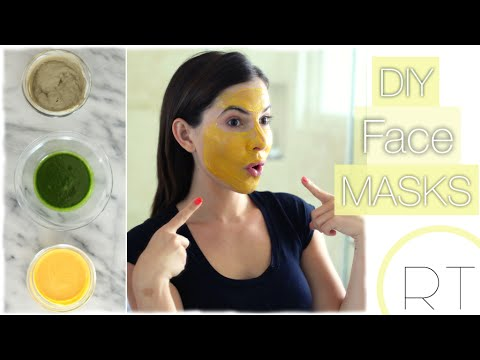Easy DIY Face Masks (for every skin type)