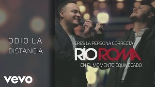 Download Río Roma - Odio la Distancia (Cover Audio) Video