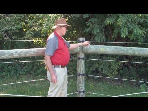 Cashmans Elite Braided Fence System with Pat Cashman