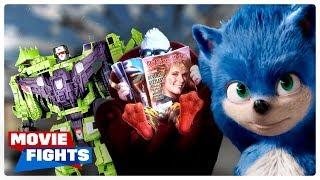 Worst Movie Character Design? | MOVIE FIGHTS