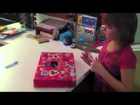 Valentine's Box Creation