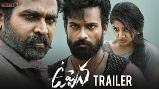 Uppena Telugu Movie Trailer | Panja Vaisshnav Tej | Krithi Shetty | Vijay Sethupathi | Buchi Babu