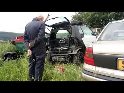 smart CDI engine removal 451