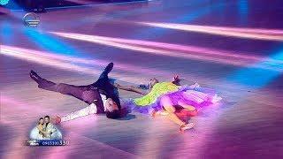 ცეკვავენ ვარსკვლავები - ირინა კავსაძე და ოთო ფოლადაშვილი / ქუიქ სტეპი| S8EP4