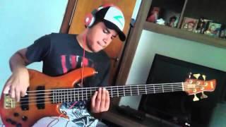 Solo de baixo- Luan bass (yamaha TRB5II)