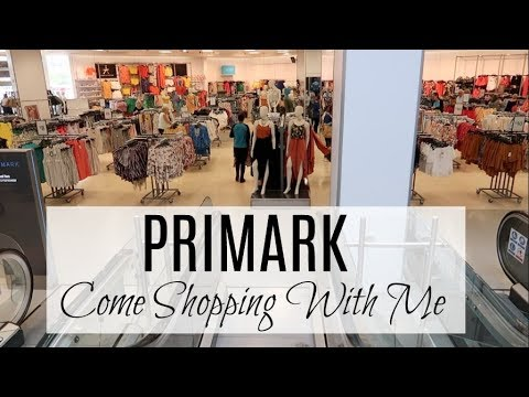 COME PRIMARK SHOPPING WITH ME | WHAT'S NEW IN PRIMARK JUNE 2018 | PRIMARK HAUL | KERRY WHELPDALE