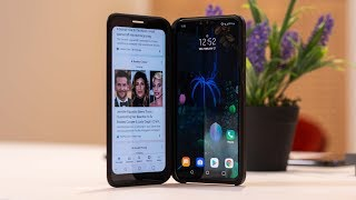 LG V50 ThinQ and Dual Screen Hands On: The practical alternative