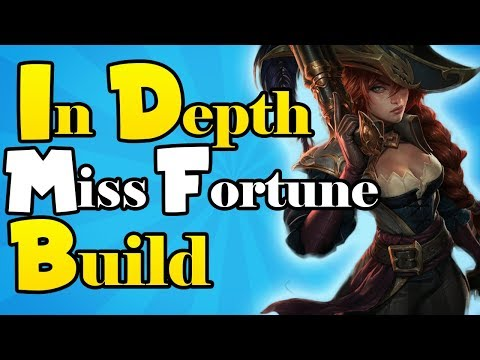Miss Fortune Guide Season 7 - How To Play Miss Fortune S7