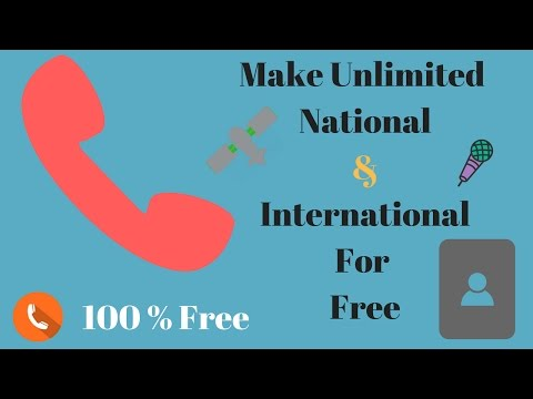 How To Make Free Unlimited National/International Calls | Without Jio Sim | - Anirudh Technicals