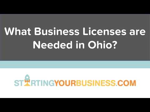 What Business Licenses are Needed in Ohio - Starting a Business in Ohio