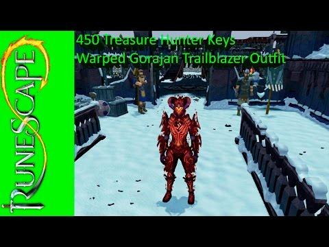 450 treasure hunter keys - Dungeoneering Outfit - Runescape   DKM