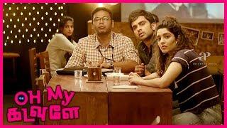 Oh My Kadavule Scenes | Title Credits | Ashok Selvan and Ritika Singh file for divorce | Sha Ra