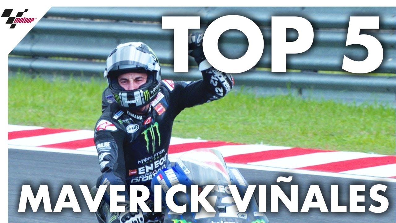 Maverick Viñales' Top 5 Moments from 2019