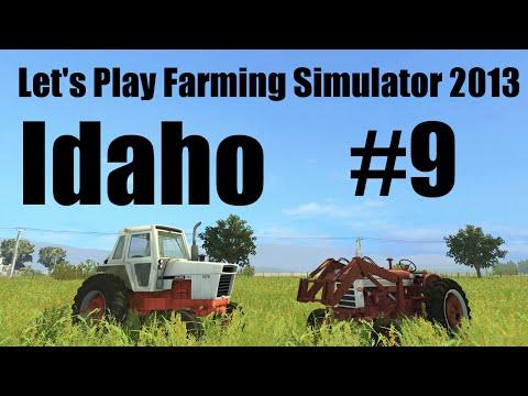 Farming Simulator 2013 S8E9: making hay