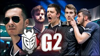 G2 After Roster Changes (cs:go)
