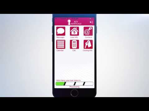 Key Mortgage Services Loan Tracker App - Consumer Version