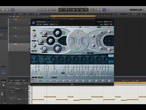 Create a thick and dirty hoover synth lead like Hit Boy, Polow Da Don and Danja