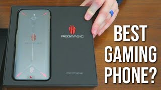 Best Gaming Phone? Red Magic 3 Unboxing & Review