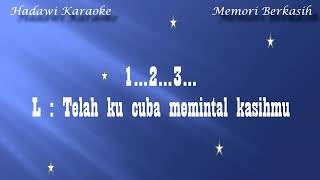 Karaoke memori berkasih
