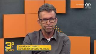 Neto: Mano Menezes é a bola da vez no Corinthians