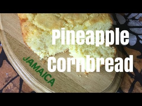 Pineapple Cornbread  Recipe