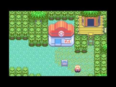 Pokemon Emerald Version Walkthrough Part 21 - The Feather Badge