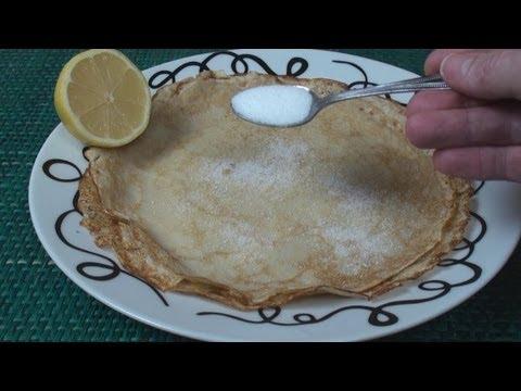 The Great British Pancake Recipe
