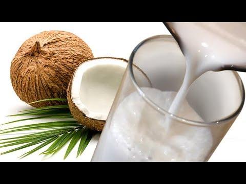 Coconut Cream recipe easy fast healthy vegan non dairy sugar free DIY