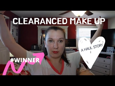 Clearance Make Up Haul!