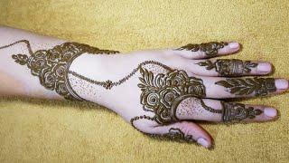 Rakhshabandhan Special Henna Design For Hands 1 Tube10x Net