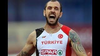 Ramil Quliyev wins 200m Men Final IAAF World Champs 2017