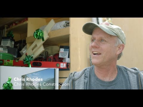 Small Business Owners: Backing Chris Rhodes   QuickBooks Backing You