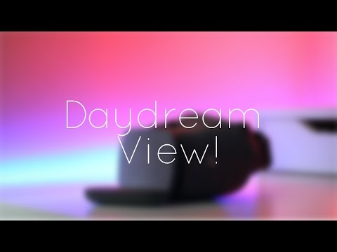 Daydream View: A Great Holiday Gift!
